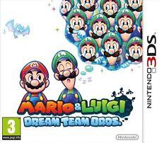 Mario & Luigi: Dream Team Bros  nintendo 3DS   NUOVO!