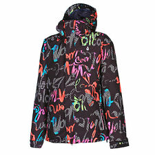 VOLCOM Girls Women's INSULATED Snow Jacket SSK  XSmall Reg $300