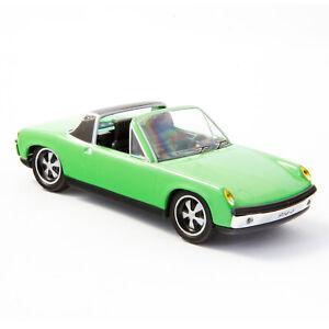 1970 VW PORSCHE 914-6 - DeA BY HIGH SPEED-SPECIAL EDITION - 1:43 DIE CAST 2OF2