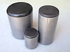 """Plastic Insert Plugs & Caps the end of 1-3/4"""" Round Tube 14-20 gage wall/ 8 PAK"""