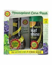Baby Bio Vertes Care Kit Aliment Végétal Original engrais 175 ml & Leaf Shine