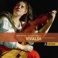 FABIO BIONDI - L'ESTRO ARMONICO (12 KONZERTE OP.3) 2 CD NEW VIVALDI,ANTONIO