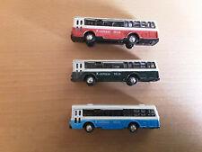 3 Stk.Modellautos/Busse -Metall Spur N - Neu (2)