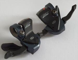 Shimano Deore LX SL-M570 Schalthebel Shifter Trigger 3x9-fach Retro Kult Stevens