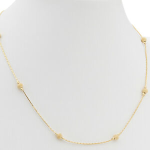 24k Gold Adjustable Choker Necklace Fashion Jewellery presented in a gift box