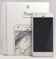 "USED - Google Pixel 32GB G-2PW4100 (FACTORY UNLOCKED) 5.0"" 4GB RAM Silver"