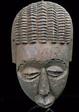 Antiguo Tribal bamileke Máscara --- Camerún BN 39