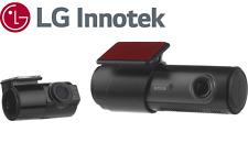 LG Innotek's LGD323 128/120 Degree Front & Rear Dashcam HD,32G, Format FREE