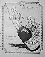 PUBLICITÉ DE PRESSE 1926 CHAMPAGNE TRÈS SEC G.H.MUMM CORDON ROUGE - ANNE