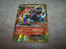 Mega Houndoom EX pokemon card