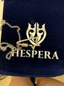 Hespera Diamond Necklace
