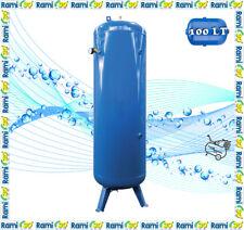 Serbatoio verticale aria compressa 100 litri 11 bar + Kit accessori BAGLIONI