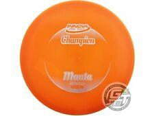 New Innova Champion Manta 176g Orange Glitter Foil Midrange Golf Disc