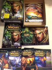 World of Warcraft The Burning Crusade Expansion Set PC/MAC