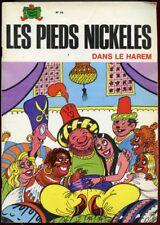 PELLOS: PIEDS NICKELES N°86. ED S.P.E. Edition originale. 1975.
