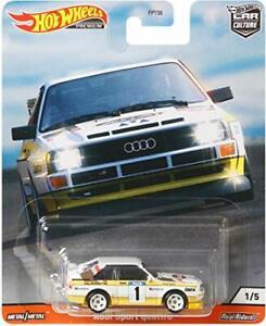 Hot Wheels Car Culture - Audi Sport Quattro Car