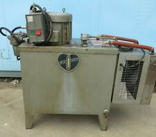 5 HP True-Trace Hydraulic power unit 45 Gal. tank V G cond  Baltimore Maryland