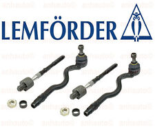 Set of 2 LEMFORDER Tie Rod Assemblys  (Left & Right)  E46 BMW
