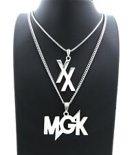 New MGK & Est 19xx Chain Necklace Set