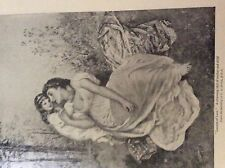 m5-2g ephemera 1912 picture lessons of love g a storey