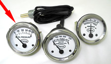 Oil Pressure Gauge - Cletrac HG and other Cletrac models Crawler/Dozer/Loader