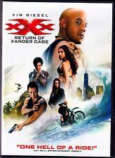 xXx Return of Xander Cage DVD Movie, Vin Diesel (2017)