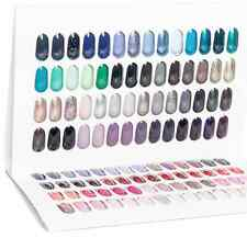 HARMONY GELISH COLOR BOOK Tip Palette Book to Display 112 Colors NEW LIMITED QTY