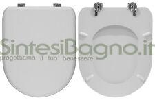 Toilet Seat SintesiBagno MADE for Cesame WC SINTESI series. CCACE09BI2001