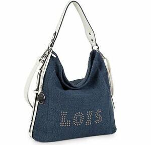 Bolso de mano con bandolera adicional ajustable marca Lois