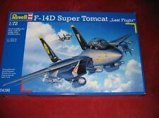 REVELL® 04195 1:72 F-14D SUPER TOMCAT LAST FLIGHT NEU OVP