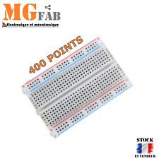 Plaque d'essai rapide sans soudure 400 points | SYB Arduino board MB102