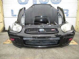 JDM Subaru Impreza WRX STi V8 Bumper Headlights Fenders Grill Hood 2004-2005 GDB