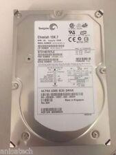"Dell 0GC828 Seagate Cheetah Ultra 320 SCSI 10K.7 146GB 10K 3.5"" ST3146707LC HDD"