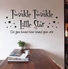 Diy Wall Stickers Kids Removable Vinyl Decal Mural Home Decor Nursery School