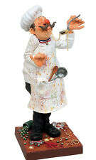 Guillermo Forchino Koch Cook CARICATURE sculpture figurine édition limitée NEUF