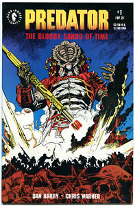 PREDATOR BLOODY SANDS of TIME #1 2, NM-, 1992, 1-2, Horror, more in store