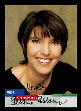 Bettina Böttinger Autogrammkarte Original Signiert # BC 93164