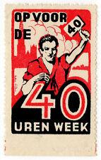 (I.B) Netherlands Cinderella : Forty Hour Week
