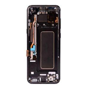 Genuine origina Samsung Galaxy S8 Super Amoled LCD Display Digitizer Screen G950