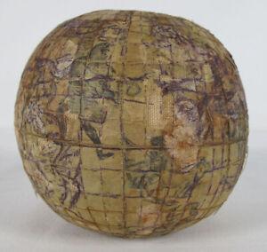 RARE 1799-1820 Westtown School Quaker Girl Made Silk Celestial Globe Sampler yqz