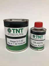 High Gloss Urethane Clear Coat Quart Kit 4:1 w/ Medium Activator