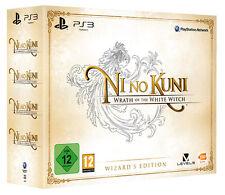 Ni No Kuni - La Minaccia della Strega Cinerea Collector's Edition PS3 - italiano