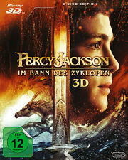 Percy Jackson - Im Bann des Zyklopen  - 3D + Blu Ray + DigiCopy - NEU & OVP