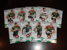 2013 NRL ELITE TEAM SET OF 9 CARDS RABBITOHS