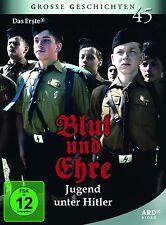 Blut und Ehre - Jugend unter Hitler - Teil 1-5 (Große Geschichten, GG 45) DVD