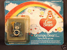 1984 Kenner Care Bears Grumpy Bear