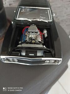 Dodge Charger Hotweels Elite 1/18 fast and furious