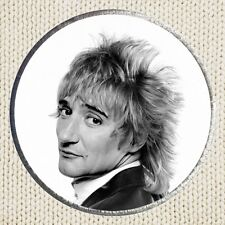 Rod Stewart Patch Picture Embroidered Border Rock Sir Roderick Jeff Beck Group