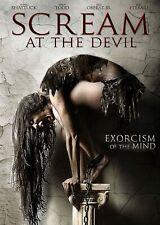 DVD - Horror - Scream At The Devil - Shari Shattuck - Tony Todd - Bill Oberts Jr