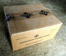 SEALED CASE 2001 Upper Deck UD Golf 12 boxes 288 packs Tiger Woods Rookie Cards